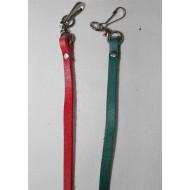 Leather leash 0,8x100cm