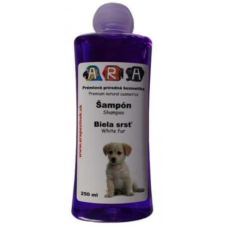 ARA Šampon na bílou srst