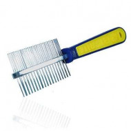 Sided comb 5,5x19cm
