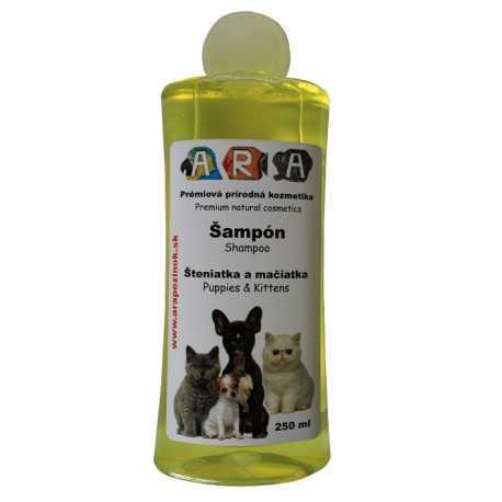 ARA Šampon pro štěňata a koťata