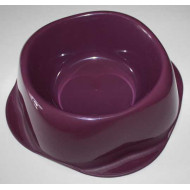 Decorative plastic bowl 0,75l