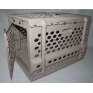 Container made of hard plastic 46x34x34cm