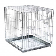 Metal cage 61x46x53cm