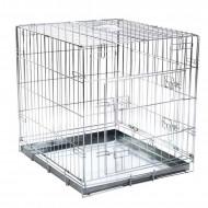 Metal cage 61x46x53cm