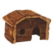 Dřevěný domeček Cottage 20x11x14cm