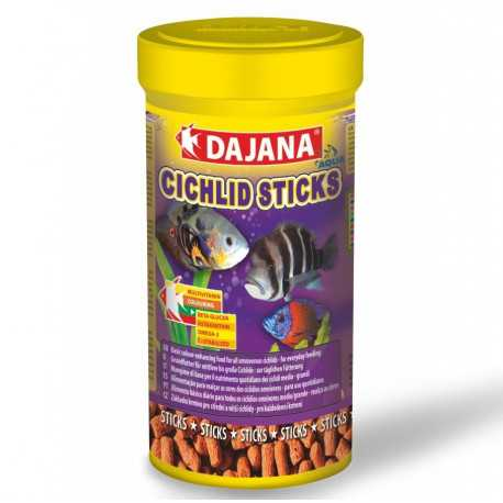 Dajana Cichlid sticks 250 ml
