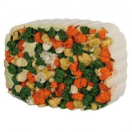 Mineral block with algae and croquettes 190 g