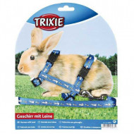 Harness with rabbit motif 1x25-44cm
