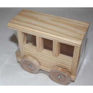 Wagon 14,5x8,5x11cm