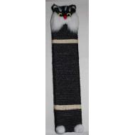 Škrábadlo Kočka 100x10x1cm