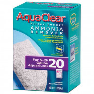 AQUACLEAR AC 20 crude protein remover