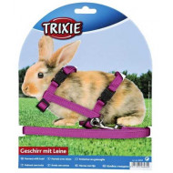 Harness for rabbit 1x25-44cm