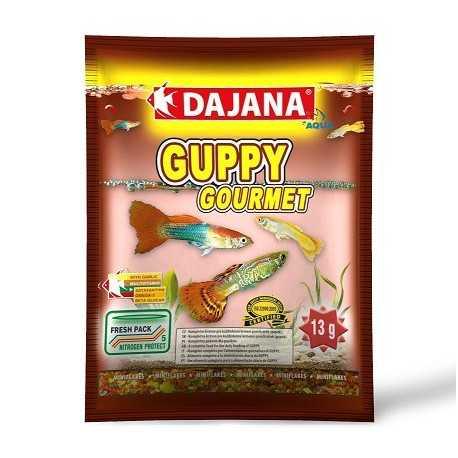 Dajana Guppy Gourmet vločky 13g