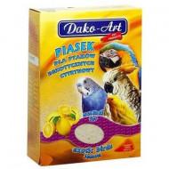 Piesok pre vtáky citrónový 1,5kg