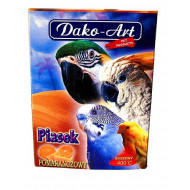 Orange sand for birds 1.5 kg