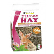 Herb Hay Hay dog-rose and mint 500 g