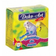 Dako Art vitamins for parrots 35 gr