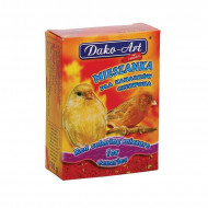 Dako Art The egg mixture 100 g red