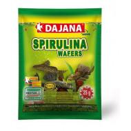 Dajana Spirulina Wafers 25 g