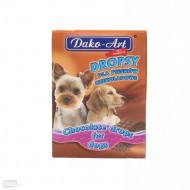 DAKO - ART Dropsy for chocolate dogs 75g