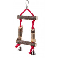 Swing with 28 cm bells