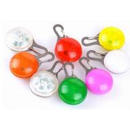 Blikajúce LED svetielko