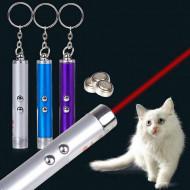 Laserová hračka pre mačky 6x1cm