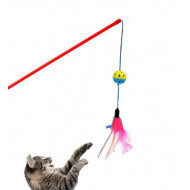 Ball toy with ball pen 50cm