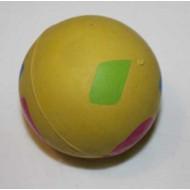 C6BI2029 Lopta z tvrdej gumy 9cm