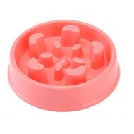 Plastic bowl against sputum