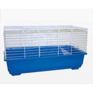 Crate for rabbits and guinea pigs 120x59x50cm