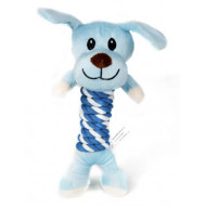 Plush toy with rope 26cm