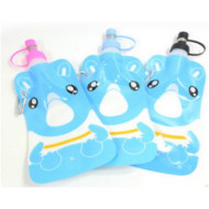 Colored water bottle color 500ml