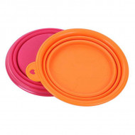 Travel Silicone Bowl 400ml