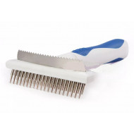 Combined comb 2in1