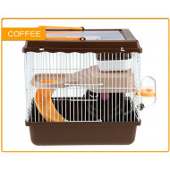 Cage for rodents 27x21x27cm