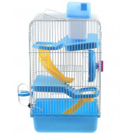 Cage for rodents 23x17x44cm