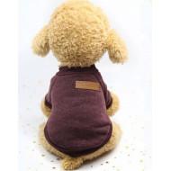 Classic sweatshirt brown
