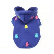 Blue Teddy Bear Sweatshirt