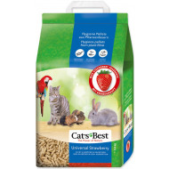 Cats Best UNIVERSAL STRAWBERRY 10 L / 5.5 kg - pellets