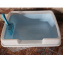 Toilet for cats 56x45x12cm