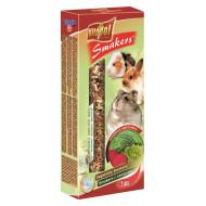 Vitapol Tyčinky pro hlodavce - zeleninové 2ks