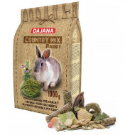 COUNTRY MIX rabbit food 1000g