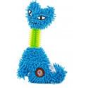 Cat with neck blue 23cm