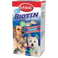Sanal Biotín-kalciové tablety 100tbl