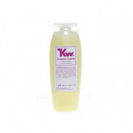 KW Citrónový šampon