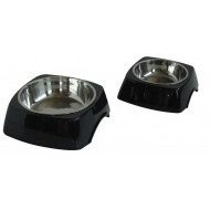 C6080865 Stainless steel bowl with a rim