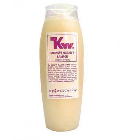 KW Norkový olejový šampon