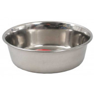 Heavy stainless steel bowl