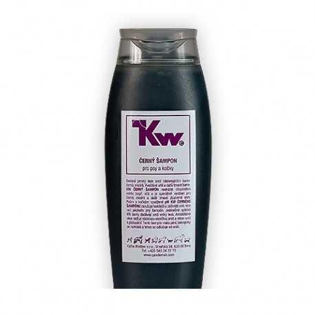 KW Černý šampon